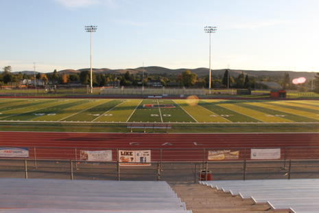 Home to Football, Soccer, Lacrosse, Track & Field.