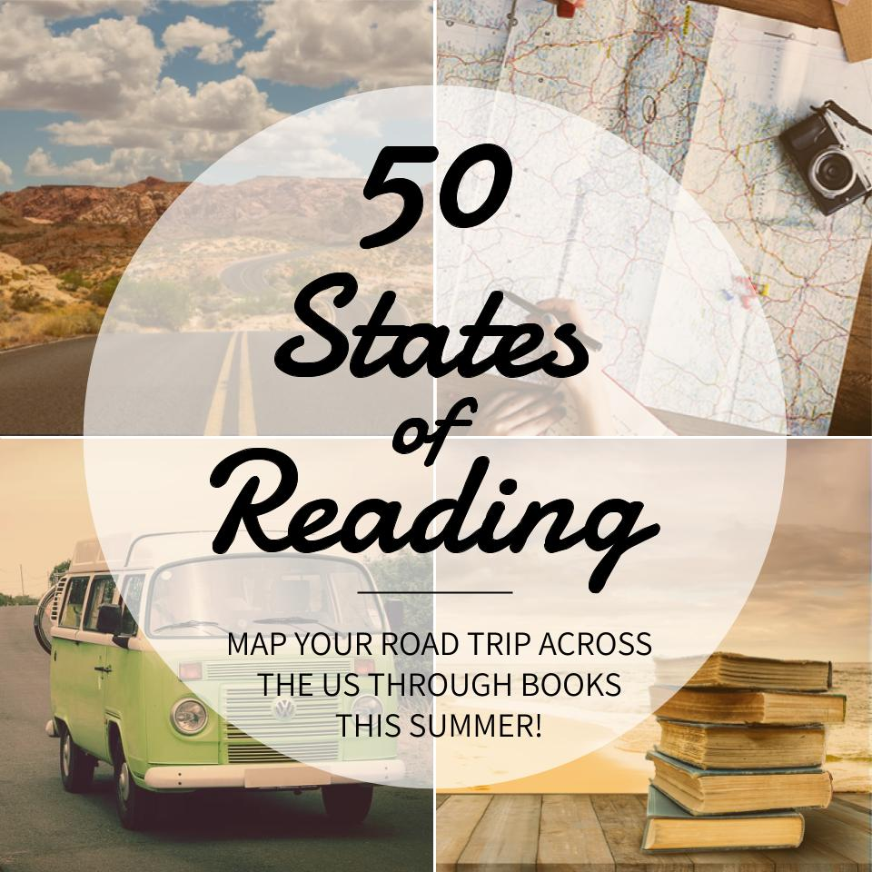 50 States of Reading Challenge